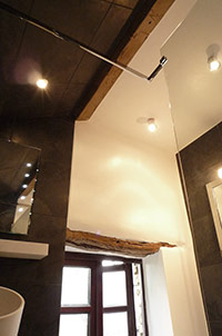 Attic Wet Room.